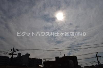 【展望】ツインヒルズ