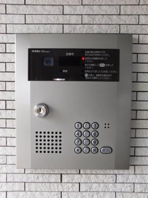 【セキュリティ】ティガーレジデンス
