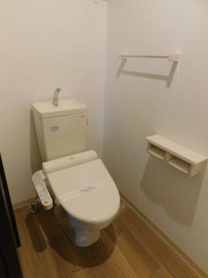 【トイレ】ティガーレジデンス