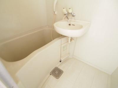 【浴室】グリーンハイツ枡形