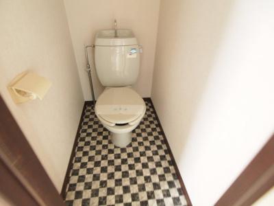 【トイレ】グリーンハイツ枡形