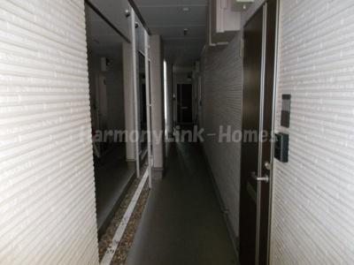 コーポRINの1階廊下☆