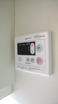 温度設定も簡単に出来ますよ!(^^)!