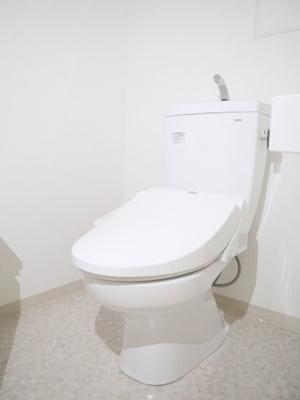 【トイレ】u-ro湊川公園前