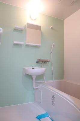 【浴室】ワコーレ北野マンション