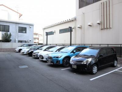 【駐車場】プレジオ神戸WEST