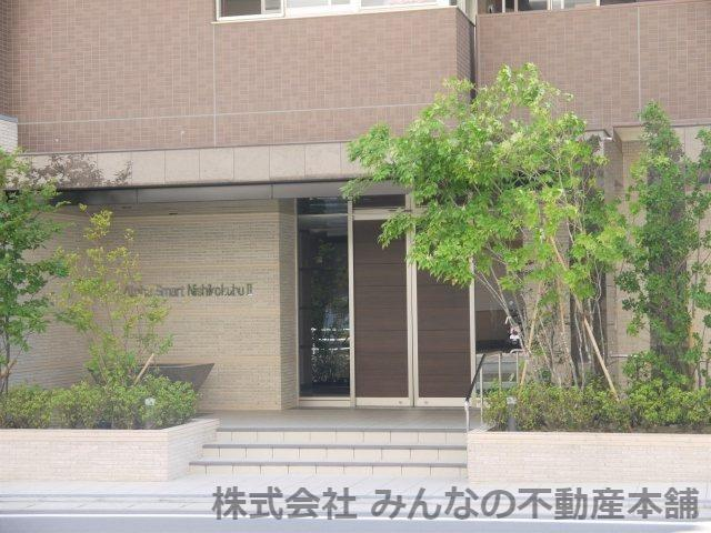【エントランス】アルファスマート西国分Ⅱ
