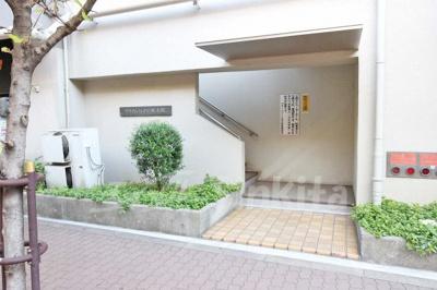 【エントランス】プライムハイツ新大阪