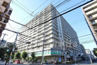 【外観】プライムハイツ新大阪