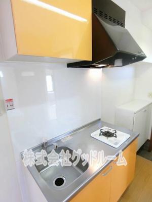 【キッチン】第二YKマンション