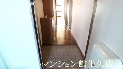 【玄関】グレンツェント
