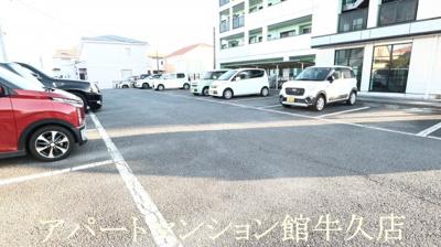 【駐車場】グレンツェント
