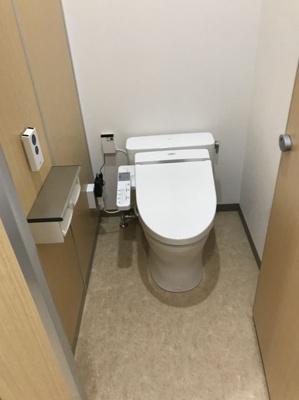 【トイレ】アーバネックス神山町
