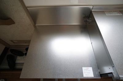 【キッチン】サンエイコーポ