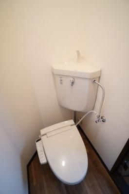 【トイレ】サンエイコーポ