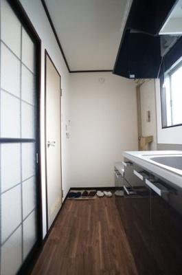 【玄関】サンエイコーポ