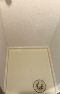室内洗濯機置場☆