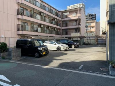 【駐車場】ライズコート都島