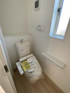 【トイレ】大村市諏訪1丁目 クレイドルガーデン諏訪第1 新築建売住宅