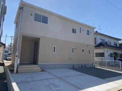 【外観】大村市諏訪1丁目 クレイドルガーデン諏訪第1 新築建売住宅