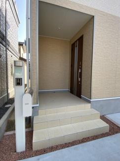 【玄関】大村市諏訪1丁目 クレイドルガーデン諏訪第1 新築建売住宅