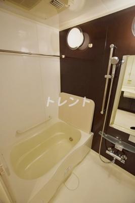 【浴室】プライムアーバン日本橋横山町
