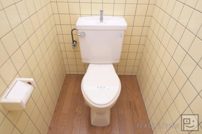 【トイレ】第2コーポ松原