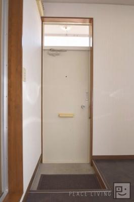 【玄関】第2コーポ松原