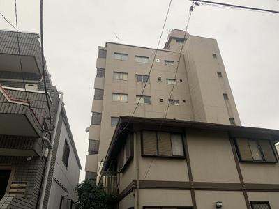 【外観】新宿サニーマンション