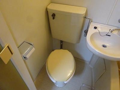 【トイレ】KMSコート