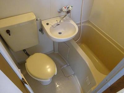 【浴室】KMSコート