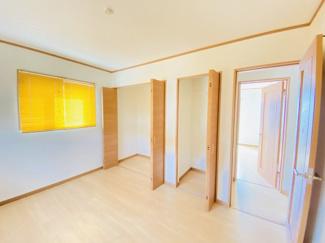 千葉市若葉区桜木 中古一戸建て 桜木駅 全室収納付きです!