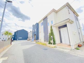 千葉市若葉区桜木 中古一戸建て 桜木駅 前面道路は広い為、駐車も安心です!