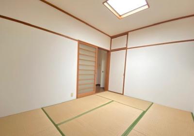 【寝室】コーポ山口