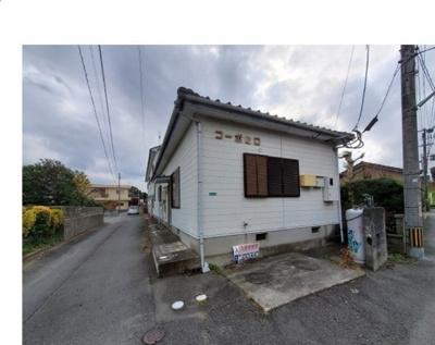 【外観】コーポ山口