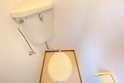 【トイレ】コーポ山口