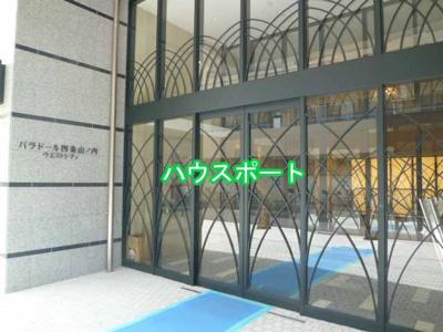 京都ファミリーまで徒歩1分