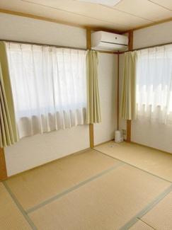 いぐさの香りがする和室は、客室としても使用でき、お子様のお昼寝にも使い方色々です!