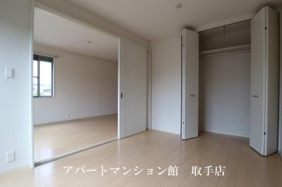 【寝室】アムールA