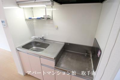 【キッチン】アムールA