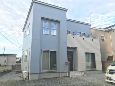 【外観】壬生町表町 3SLDK 中古住宅