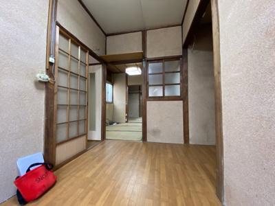 【居間・リビング】井口文化