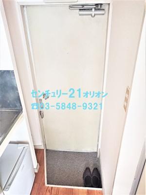 【玄関】プラザ・ドゥ・ヨツール-1F