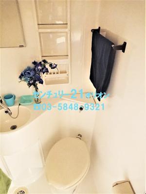 【トイレ】プラザ・ドゥ・ヨツール-1F
