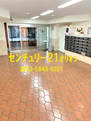 【エントランス】カーサ中村