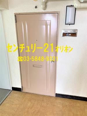 【玄関】カーサ中村