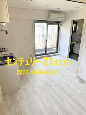 【洋室】カーサ中村