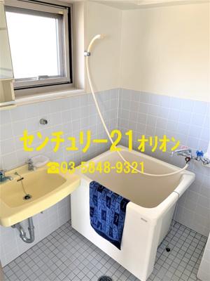 【浴室】カーサ中村