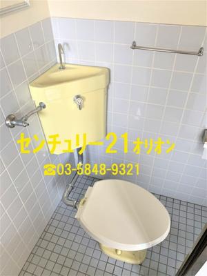 【トイレ】カーサ中村