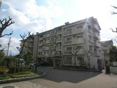 【外観】津々山台第二住宅10号棟